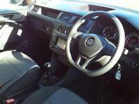 Volkswagen Caddy C20 2.0 Tdi 102Ps Startline Van DIESEL MANUAL WHITE (2016)