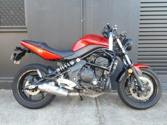 2011 Kawasaki Ninja 650rl Sports - JBFD5164866 - JUST BIKES