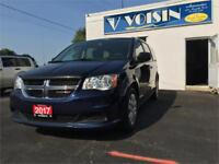 2017 Dodge Grand Caravan SXT | DUAL CLIMATE | STOW'N'GO | LOW KM Kitchener / Waterloo Kitchener Area Preview