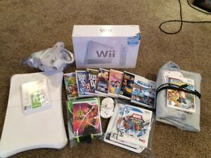 Wii Console, games and more