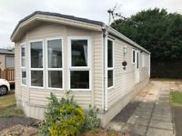 WILLERBY WINCHESTER LUXERY CARAVAN HOLIDAY HOME CHEAP SITE FEES - FISHING - NEAR THE BEACH SKEGNESS