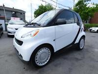 2011 SMART FORTWO PURE (AUTOMATIQUE, ULTRA-ÉCONOMIQUE, WOW!!!)