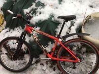 Kona Nunu mountain bike!