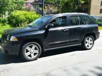 i am driver whis class 5 and i have  jeep compass car