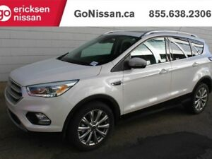 2017 Ford Escape TITANIUM: VERY LOW KMS, AWD, NAVIGATION, PANORA