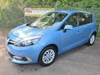 Renault Scenic 1.5 Dynamique Tom Tom Energy DCi Start Stop (azzurro blue) 2014