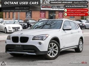 2012 BMW X1 xDrive28i - Accident Free! 1 Owner! We Finance!