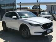 2017 Mazda CX-5 KF4W2A Maxx SKYACTIV-Drive i-ACTIV AWD Sport White 6 Speed Sports Automatic Wagon Palmyra Melville Area Preview