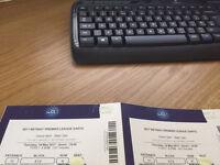 Betway Premier League Darts x2