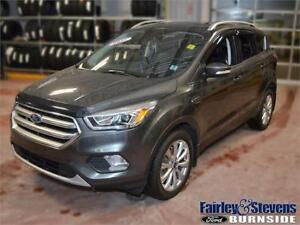 2017 Ford Escape Titanium $224 Bi-Weekly OAC