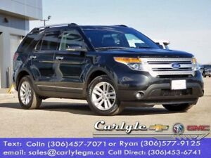 2013 Ford Explorer Dual Sunroofs 5-Pass. Leather