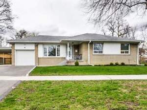 Unbeatable Location and Convenience! 3 Bdrm Bungalow In Toronto!