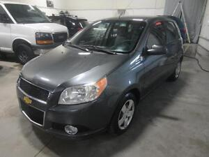 2010 Chevrolet Aveo 94 000 km (Air Climatise)