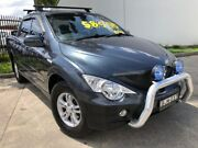 2009 Ssangyong Actyon Sports 100 Series MY08 Sports Utility Dual Cab 4dr Man 5sp 4x4 828k Manual Oxley Park Penrith Area Preview