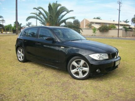 2004 BMW 120i E87 6 Speed Automatic Hatchback Alberton Port Adelaide Area Preview