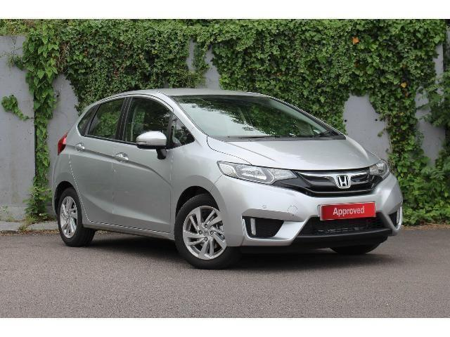 Honda Jazz 13 i VTEC SE PETROL AUTOMATIC 201666 in Letchworth