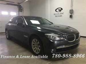 2011 BMW 750 Li xDrive, HUD, TV/DVD, Factory warranty!