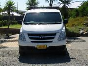 2014 Hyundai iLOAD TQ2-V MY14 Crew Cab White 5 Speed Automatic Van Morphett Vale Morphett Vale Area Preview