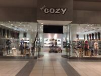 Just Cozy/Retail Store