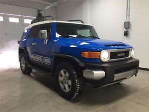 2007 Toyota FJ Cruiser,OFF Road Pkg, 4x4,remote start,new tires