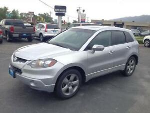 2008 Acura RDX TURBO with TECH package SUV OBO