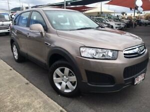 2014 Holden Captiva CG MY14 7 LS Bronze 6 Speed Sports Automatic Wagon Bungalow Cairns City Preview