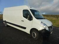 RENAULT MASTER BUSINESS LWB LM35 125BHP CHOICE OF 6