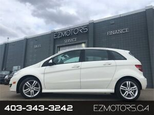 2011 MERCEDES BENZ B200|ONLY 46000KMS!! NO ACCIDENTS!