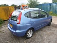 CHEVROLET TACUMA - KB07DUH - DIRECT FROM INS CO
