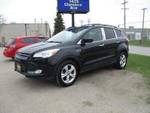 2013 FORD ESCAPE SE,TOUCH SCREEN, NAV, SAFETY&WARRANTY $9,450