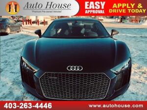 2018 AUDI R8 V10 PLUS AWD NAVIGATION BACKUP CAMERA