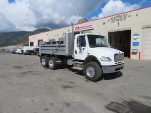2006 Freightliner M2-106 with 2018 Nahanni dump body