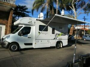 2018 Renault MASTER JAYCO FREEDOM White Motor Home Roselands Canterbury Area Preview