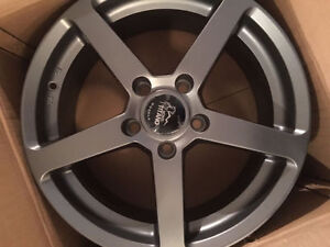 "17"" BMW RIMS good for winter New in box - 400 Kitchener / Waterloo Kitchener Area image 1"