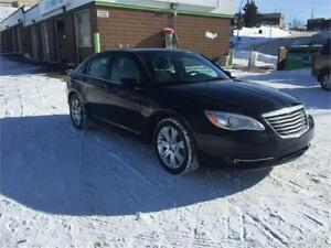 2013 Chrysler 200 Touring- ACCIDENT FREE / REMOTE STATER-105K KM
