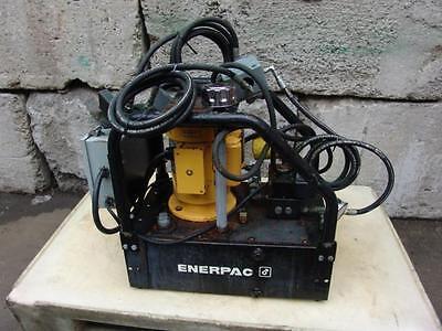 Enerpac Wen15020br Hydraulic Pump Works Fine