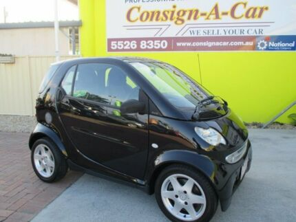 2005 Smart ForTwo C450 Pulse Black 6 Speed Seq Manual Auto-Clutch Coupe