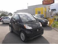 2013 SMART FORTWO, 48000KM, TOUT EQUIPE $6995