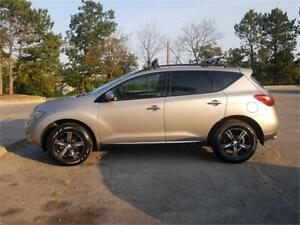 2009 NISSAN MURANO SL AWD BACK UP CAMERA. SERVICED AT NISSAN