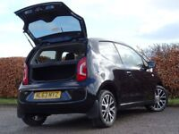 VOLKSWAGEN UP 1.0 GROOVE UP 3d (black) 2013
