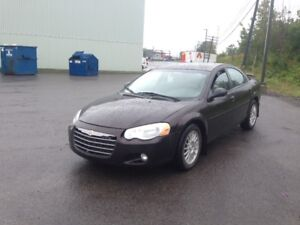 2004 Chrysler Sebring LXi Berline