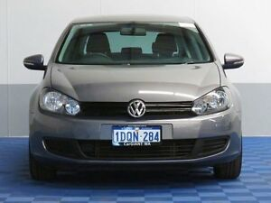 2011 Volkswagen Golf 1K MY11 77 TSI Grey 7 Speed Automatic Hatchback Morley Bayswater Area Preview