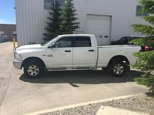 2012 Dodge ram 2500 Sale or trade financing available