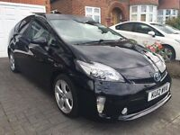 PCO CARS TOYOTA PRIUS UBER READY FROM £100. 2009-2015 A WEEK.