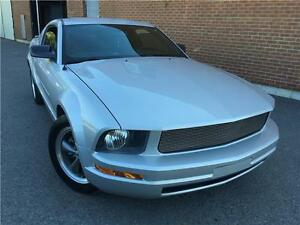 Ford Mustang 2007,MANUELLE,6 CYL,AC,MAGS,CRUISE CONTROL!