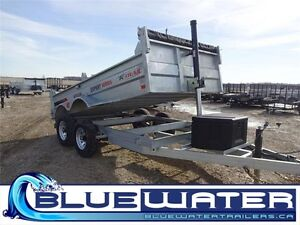2017 ALL GALVANIZED Dump Trailers!!!TRUCK LOAD SALE CALL TODAY!!