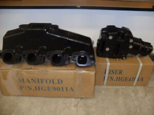 New and Used Manifolds