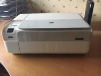 HP Photosmart C4580 All-in-One Inkjet Printer