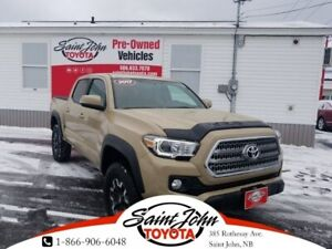 2017 Toyota Tacoma TRD V6, Heated seats, Backup cam, 7000 LBS to