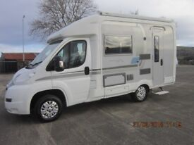 2014 AUTOSLEEPER NUEVO 2 BERTH MINT CONDITION MOTORHOME ONE MATURE LADY OWNER FROM NEW